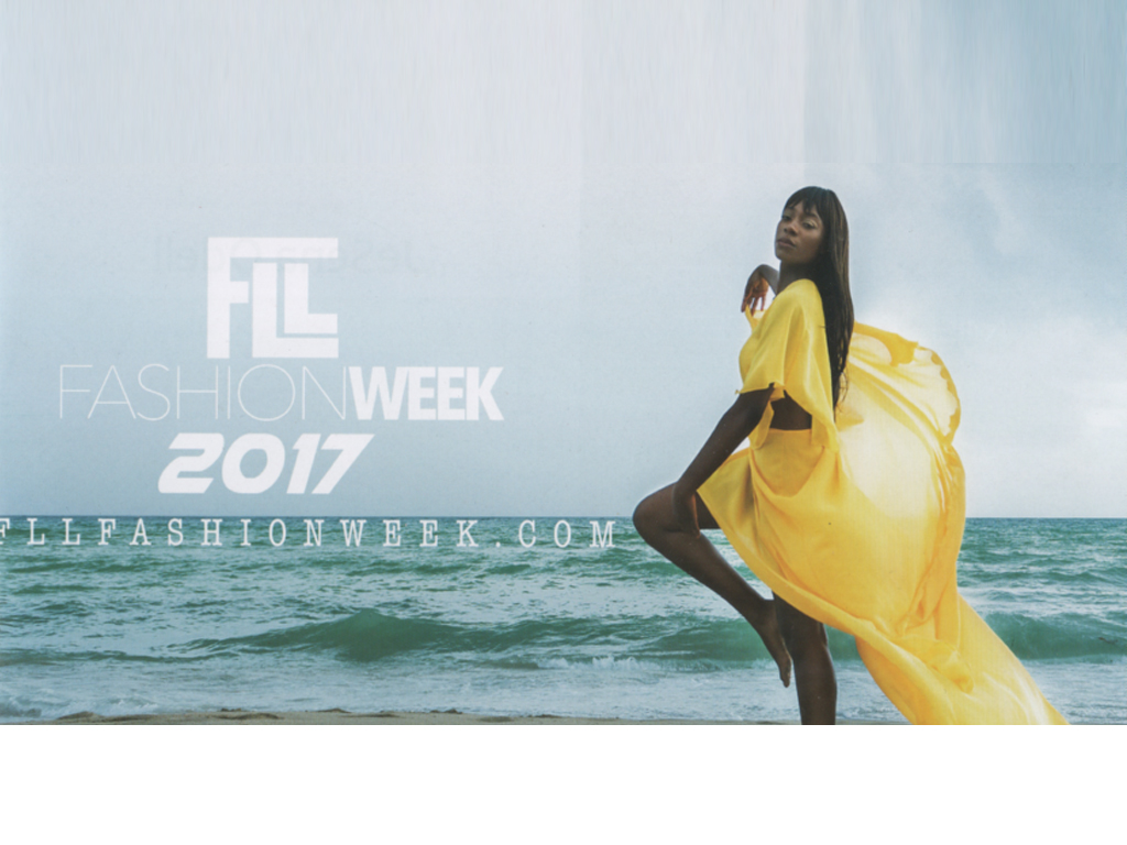 FLL Fashion Week – Westin Beach Resort – Was  Bold-Bright-Breathtaking!